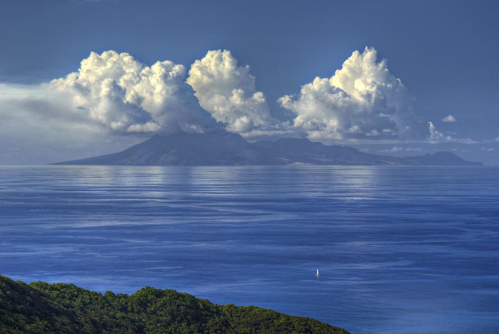 The Volcanic Island of Montserrat