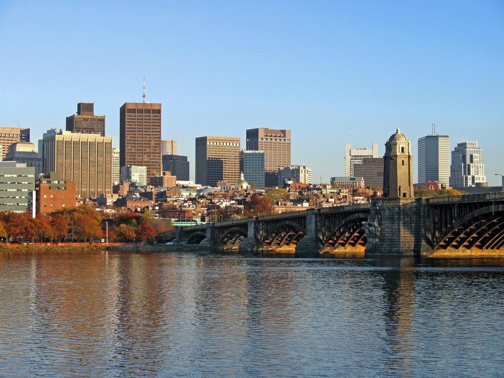 Boston - Massachusetts State House & General Joseph Hooker