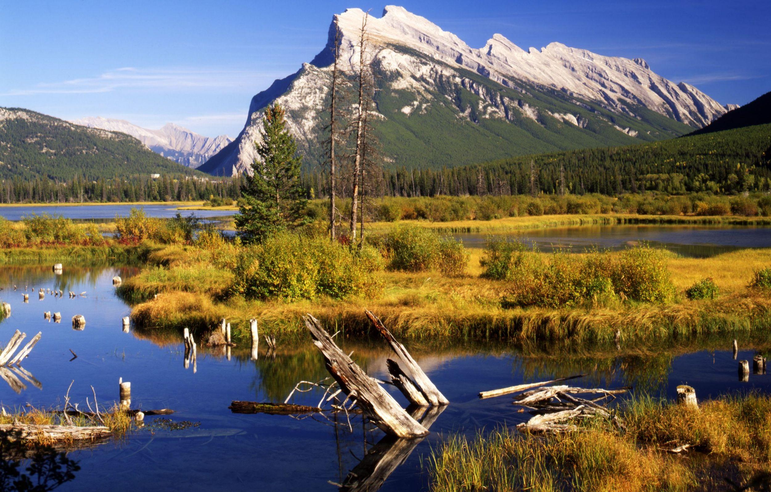 Vermillion Lake, Banff National Park