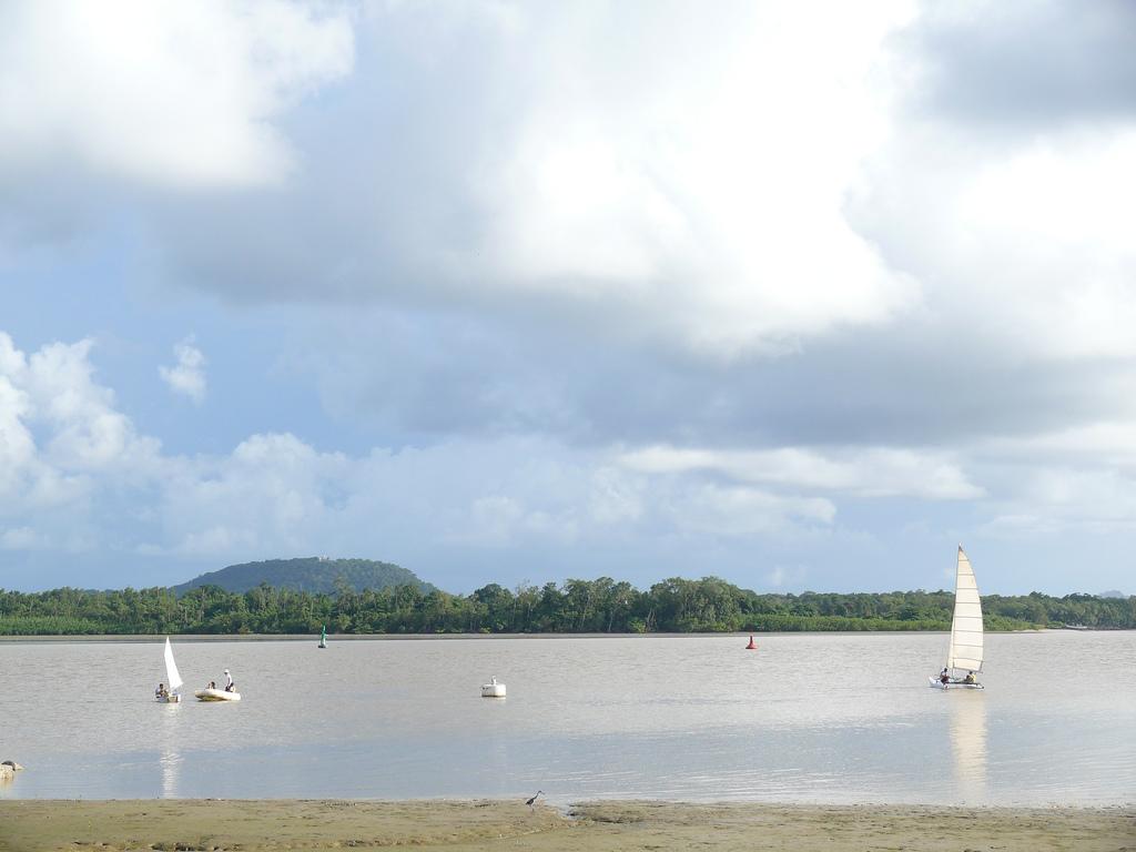 Kourou River sailing, French Guiana