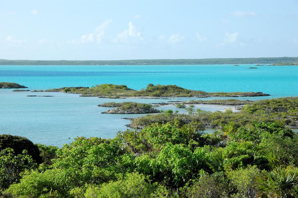 Chalk Sound Islands - Turks & Caicos Islands