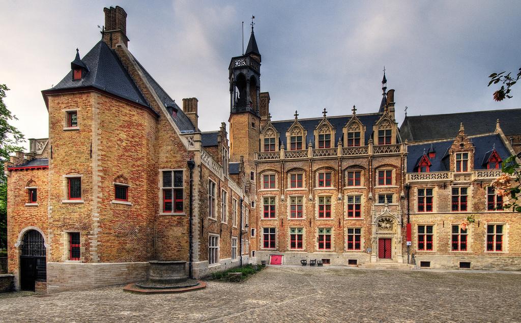 Gruuthuuse Museum, Bruges, Belgium