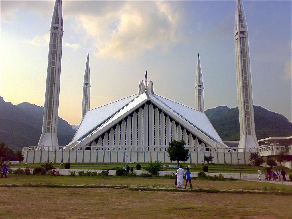 Mosque in Islamabad, Pakistan