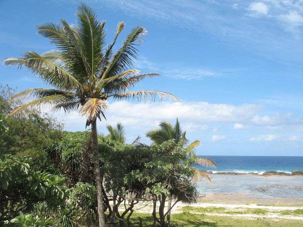 The far east of Tonga