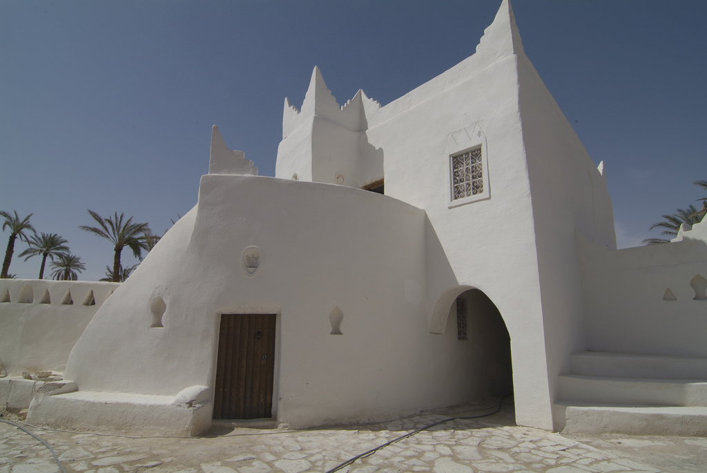Ghadames is a unique desert oasis in Libya