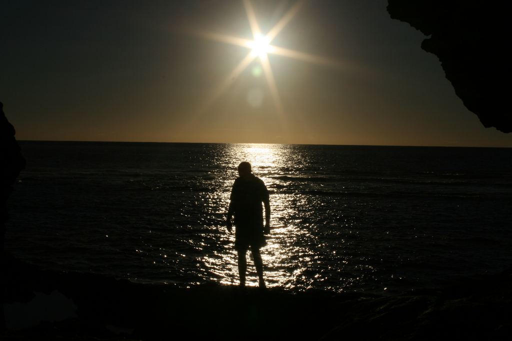 Sunset, Niue
