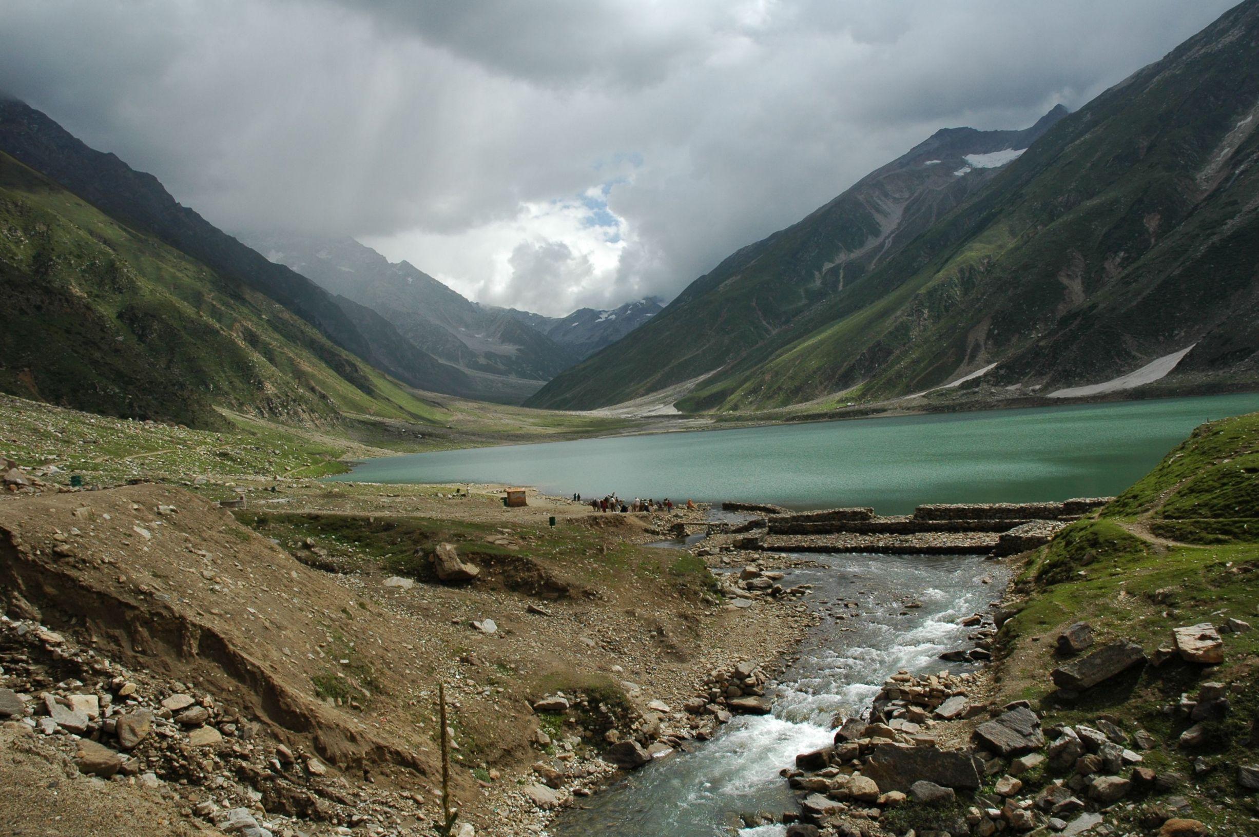Lake Saif-al-Maluk, Pakistan