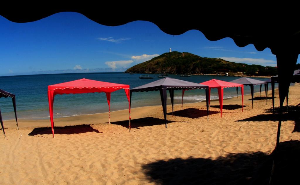 Isla de Margarita beach