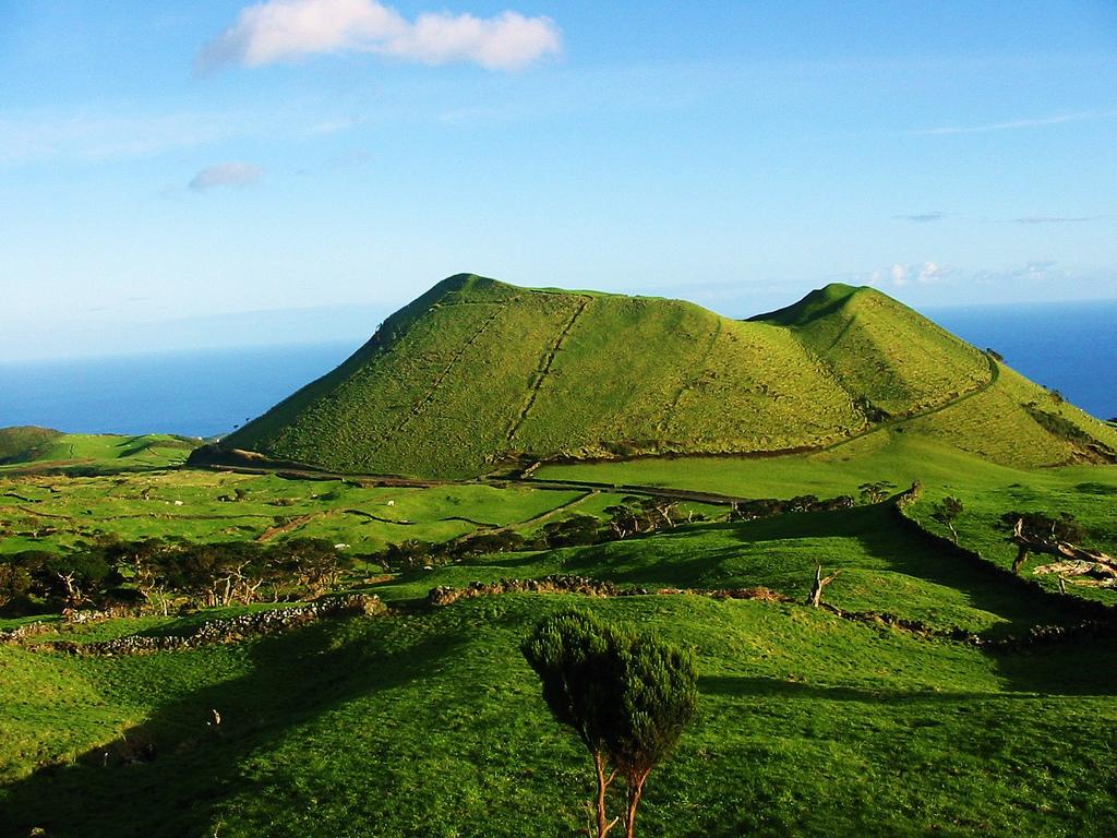 Cono Pico, Azores