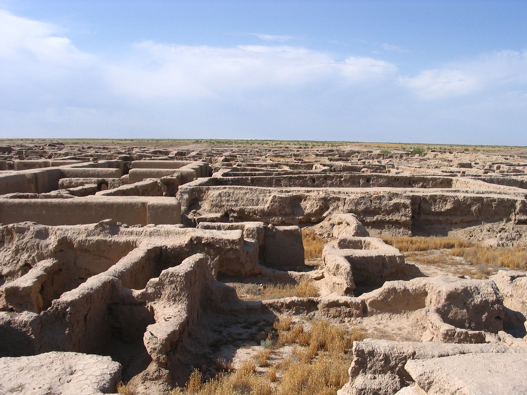 Archaeological site of Gonor Depe