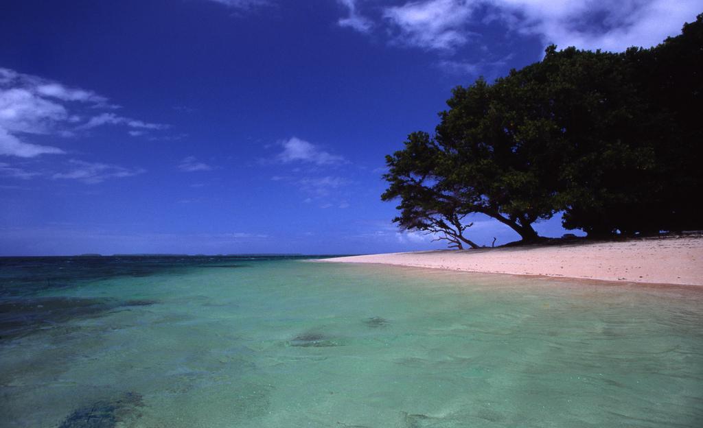 The Marshall Islands, Majuro, Laura Beach