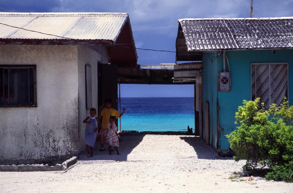 The Marshall Islands, Majuro, Window