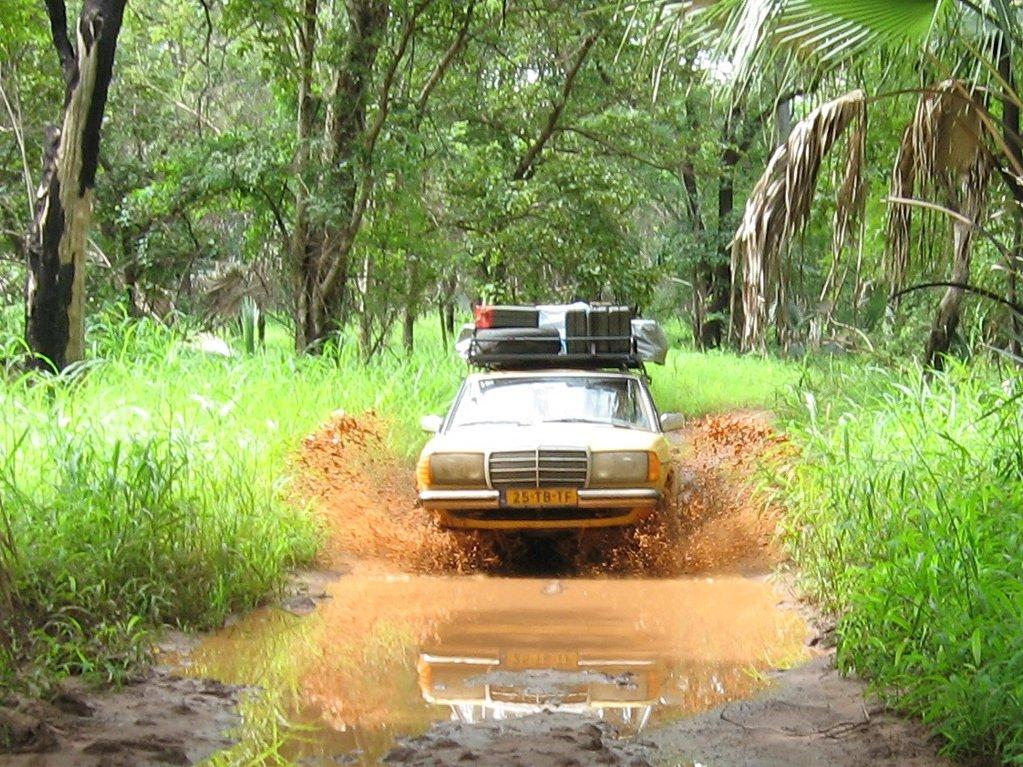 National park, Senegal