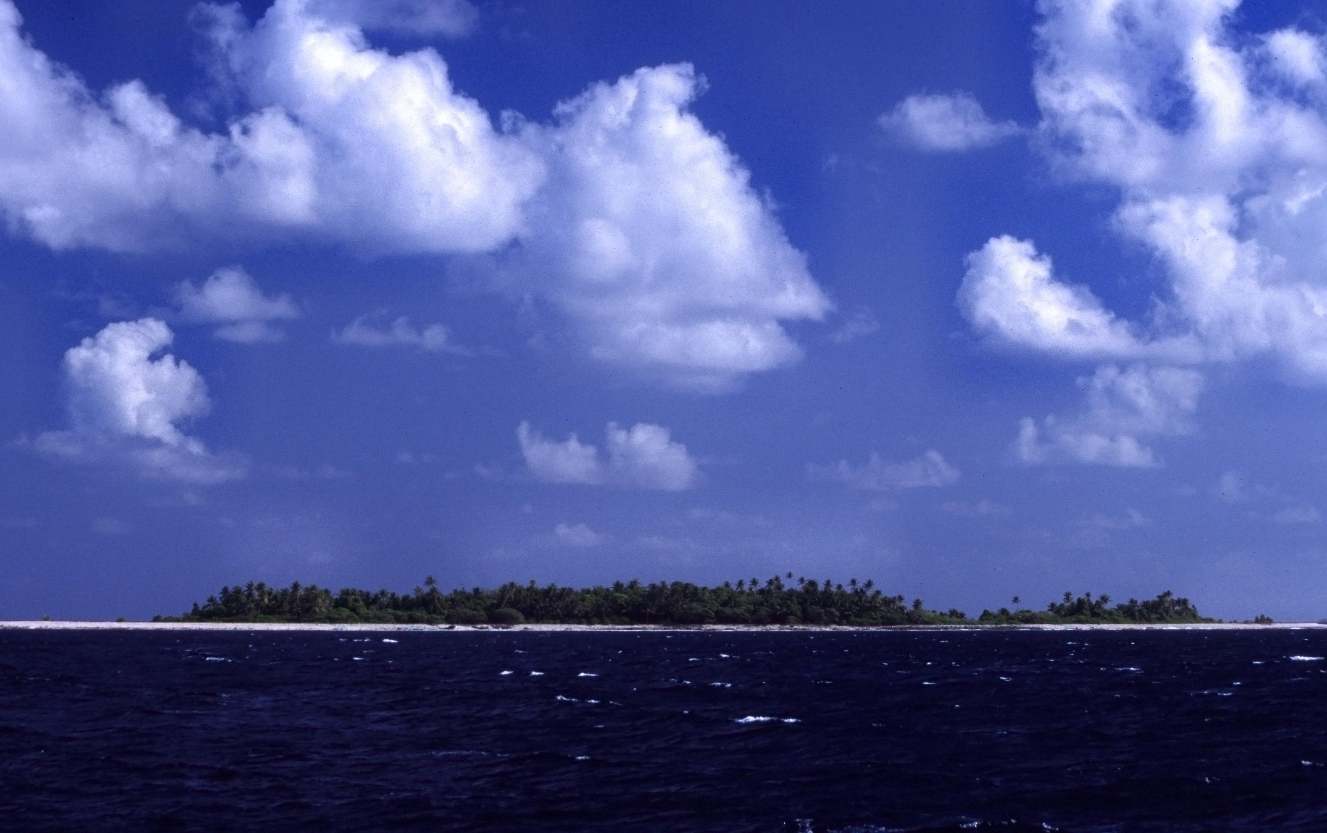 Tuvalu - Funafuti Atoll