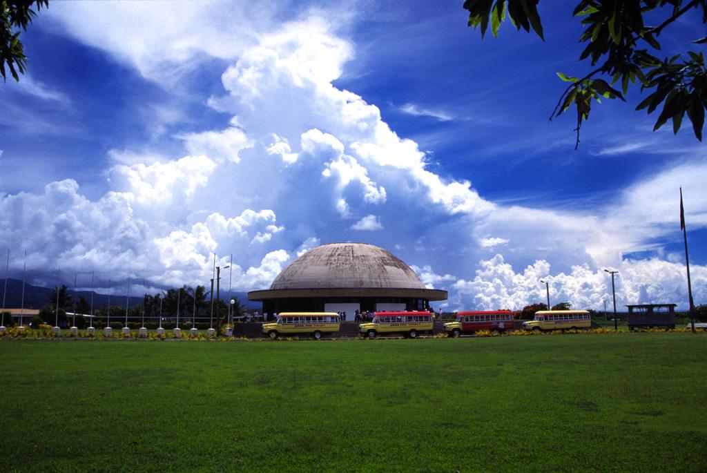Samoa Parliament, Apia
