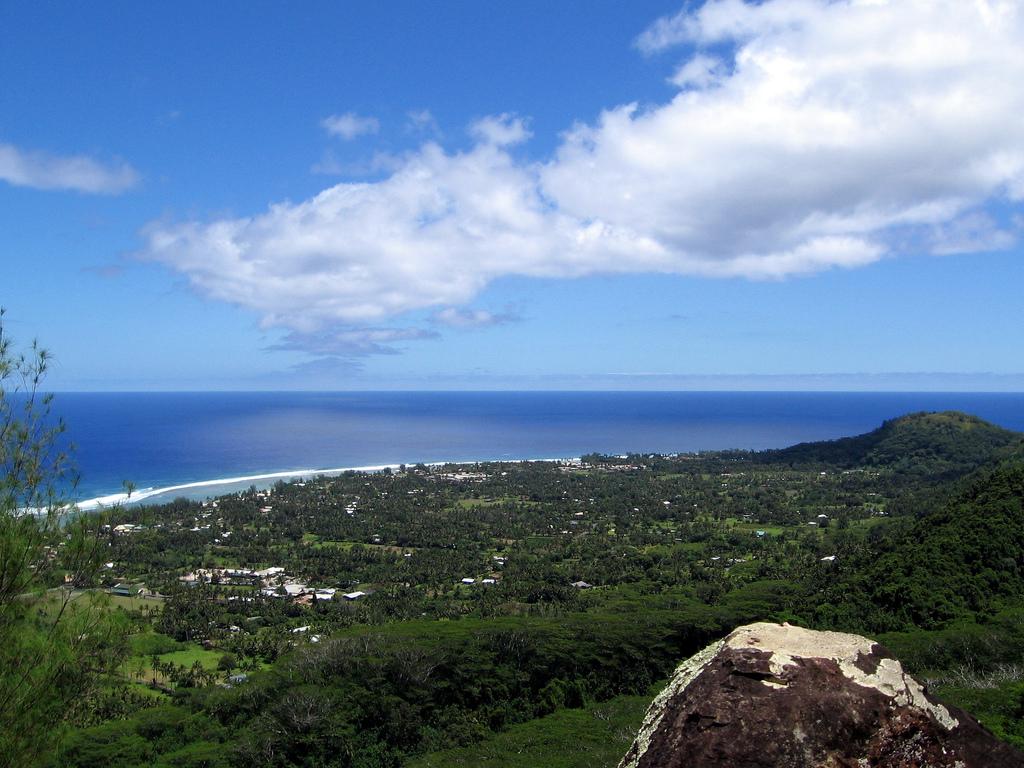 Rarotonga Island, Cook Islands