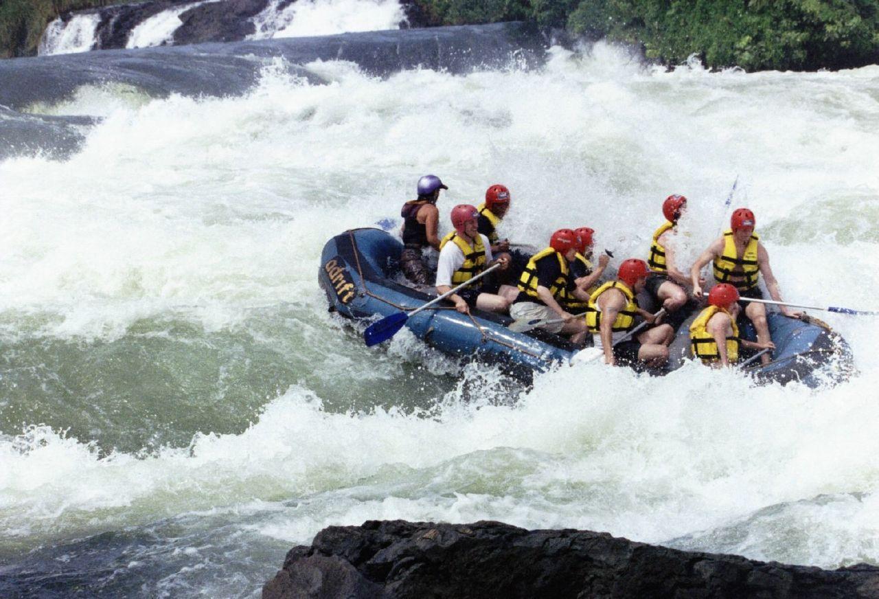 Raft the Nile