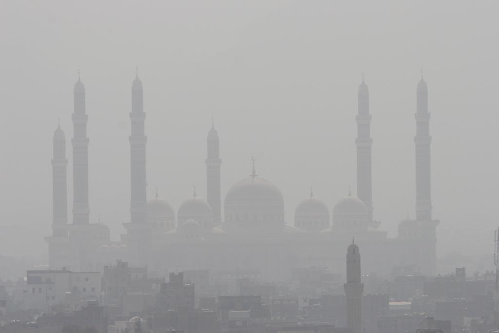 Minarets, Yemen