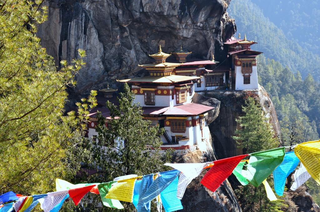Guru Rinpoche's Taktsang Monastery, Bhutan