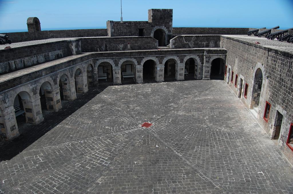 Brimstone Hill Fort, St Kitts