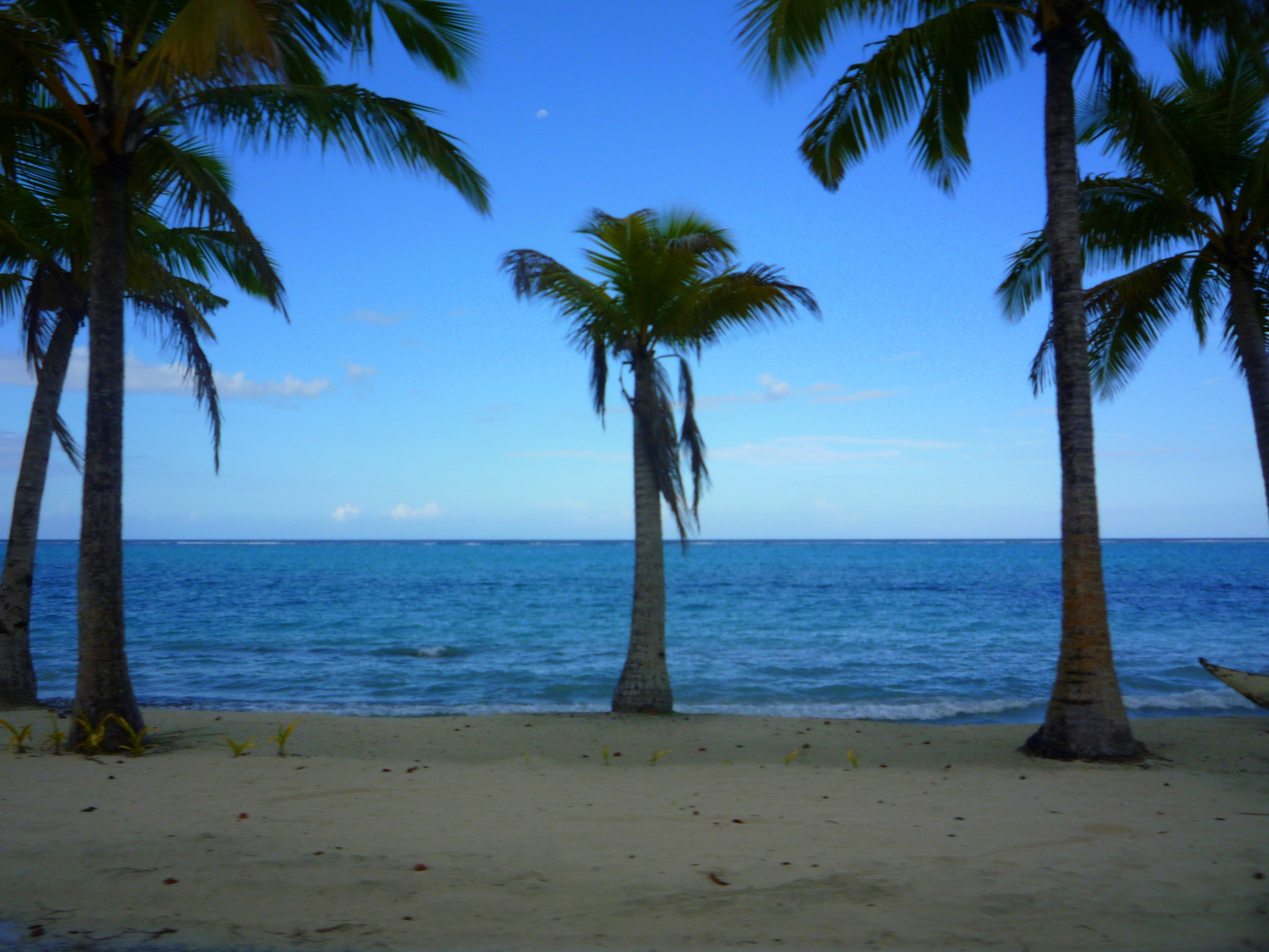 Exquisite beaches and clear seas, American Samoa