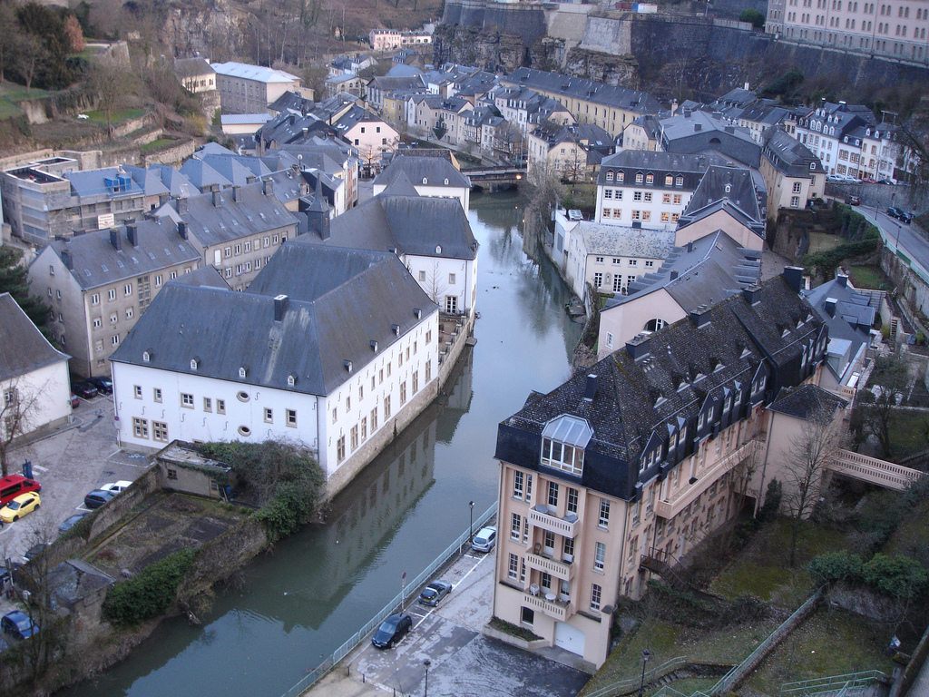 Explore Luxembourg's old town