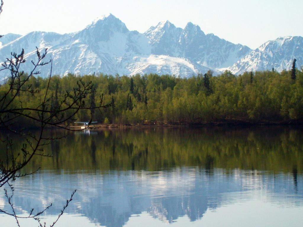 Cottonwood Lake, Alaska