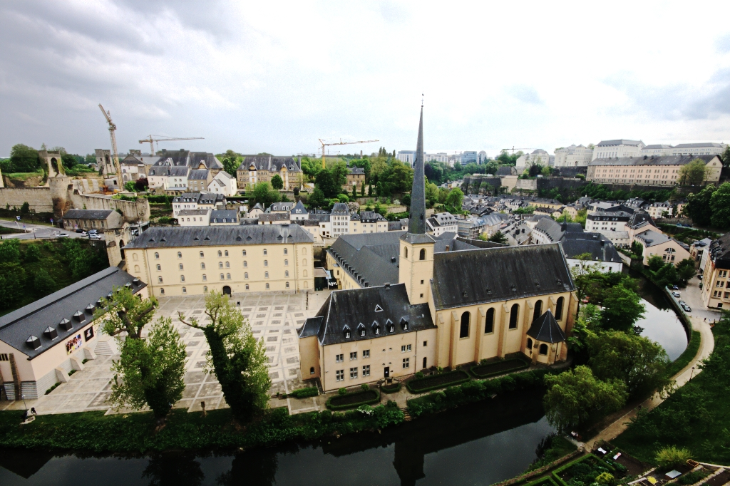 Neumunster Abbey, Luxembourg