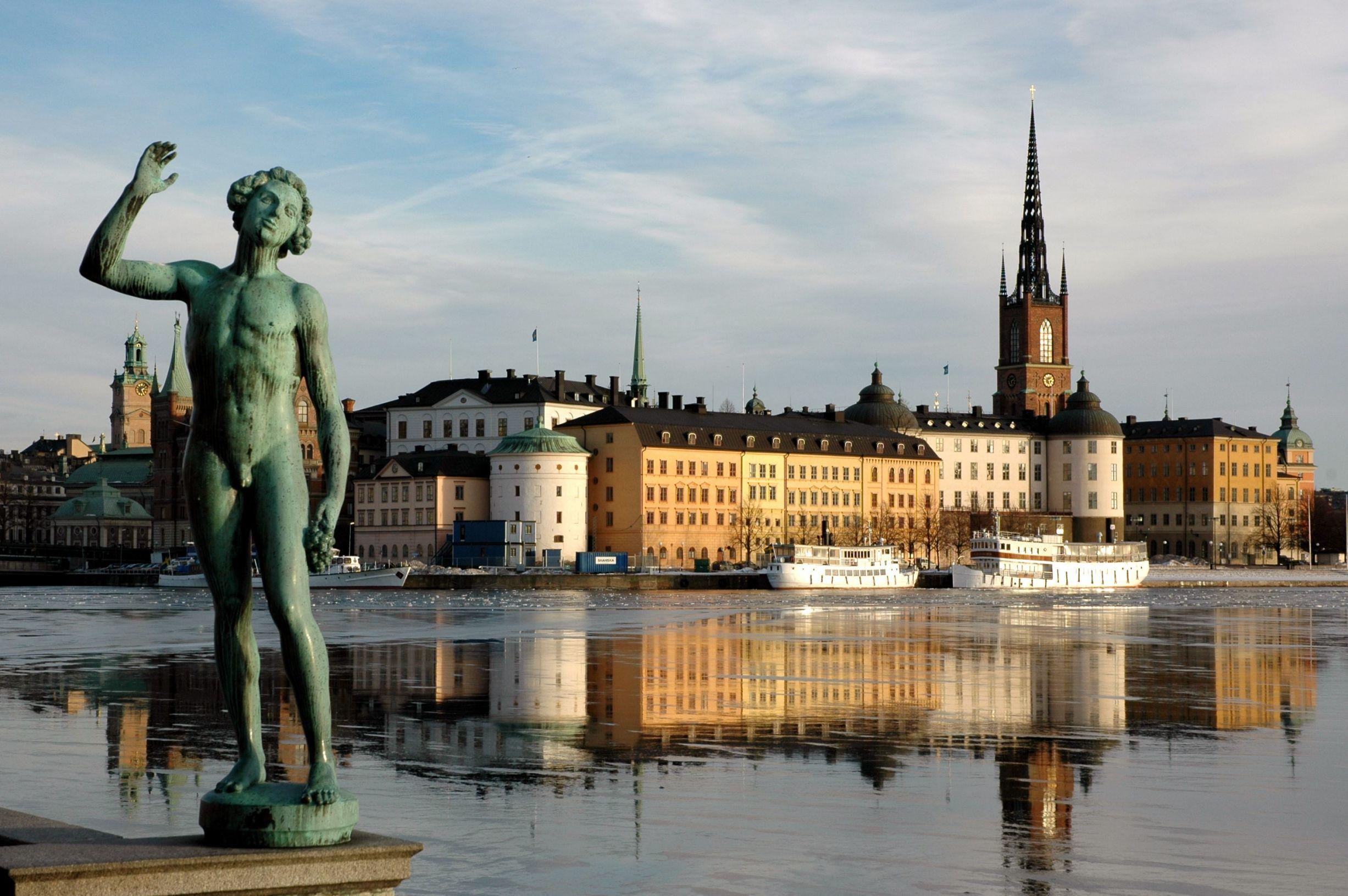 Knights Island, Stockholm, Sweden
