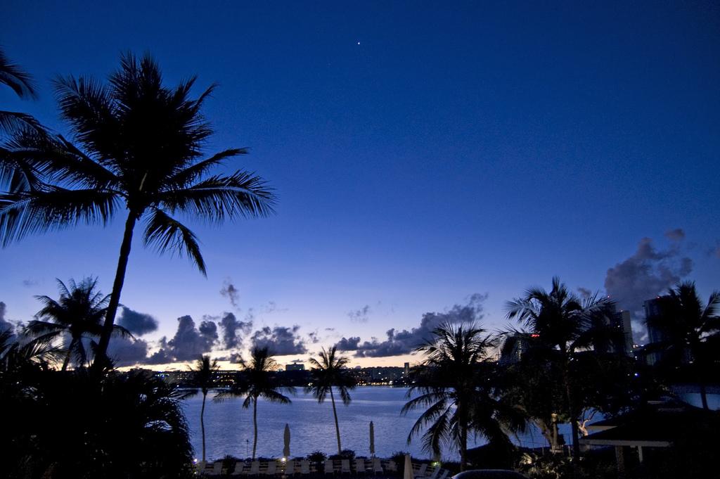 Morning star in Guam