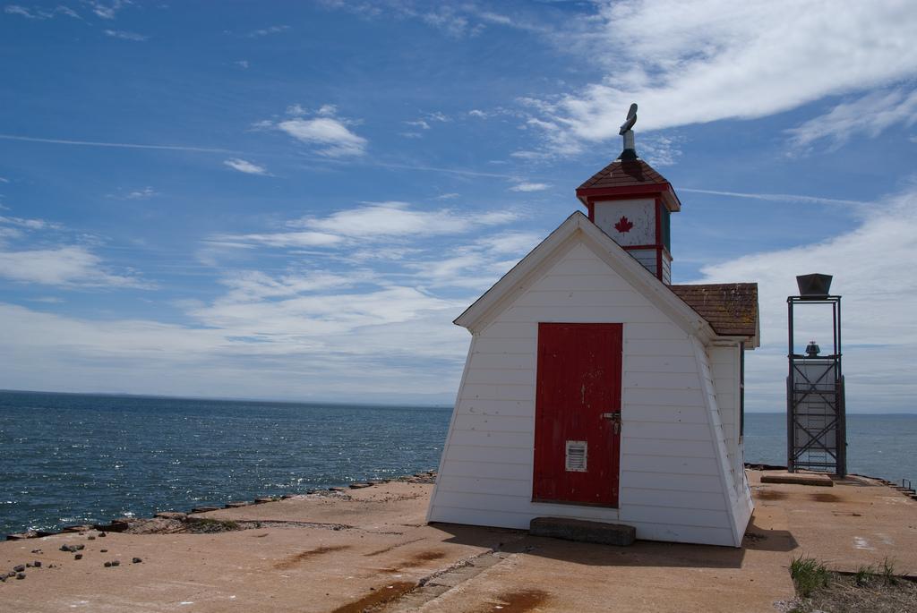 Harbour Light, Wood Islands, Prince Edward Island