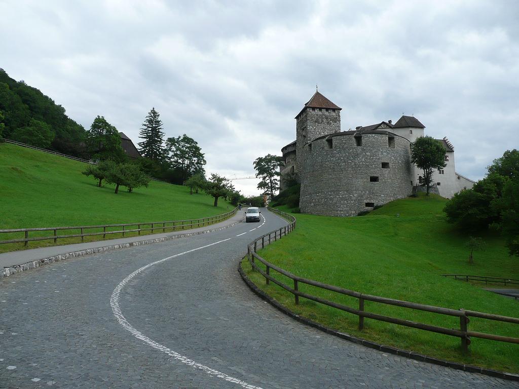 Medieval castle of Schloss Vaduz