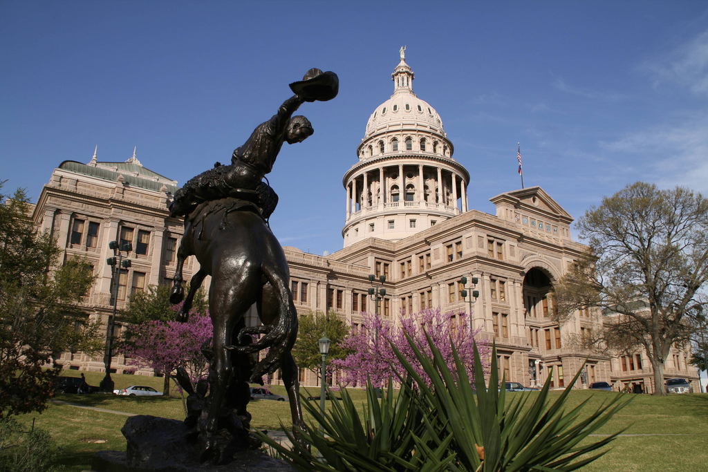 Texas State Capital Building