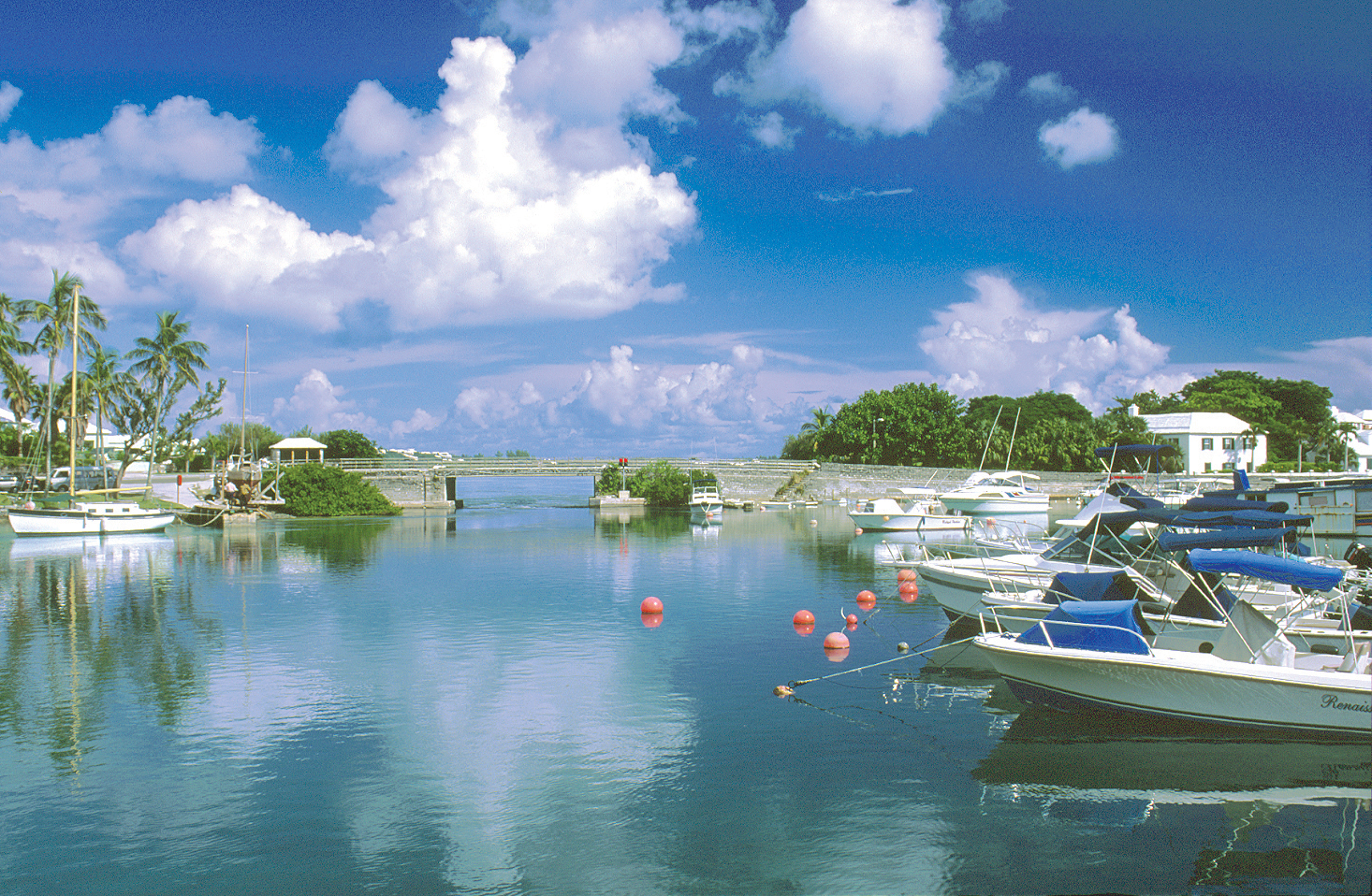 Bermuda is a boating paradise
