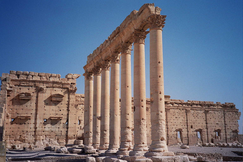 Great Temple of Bel, Syria