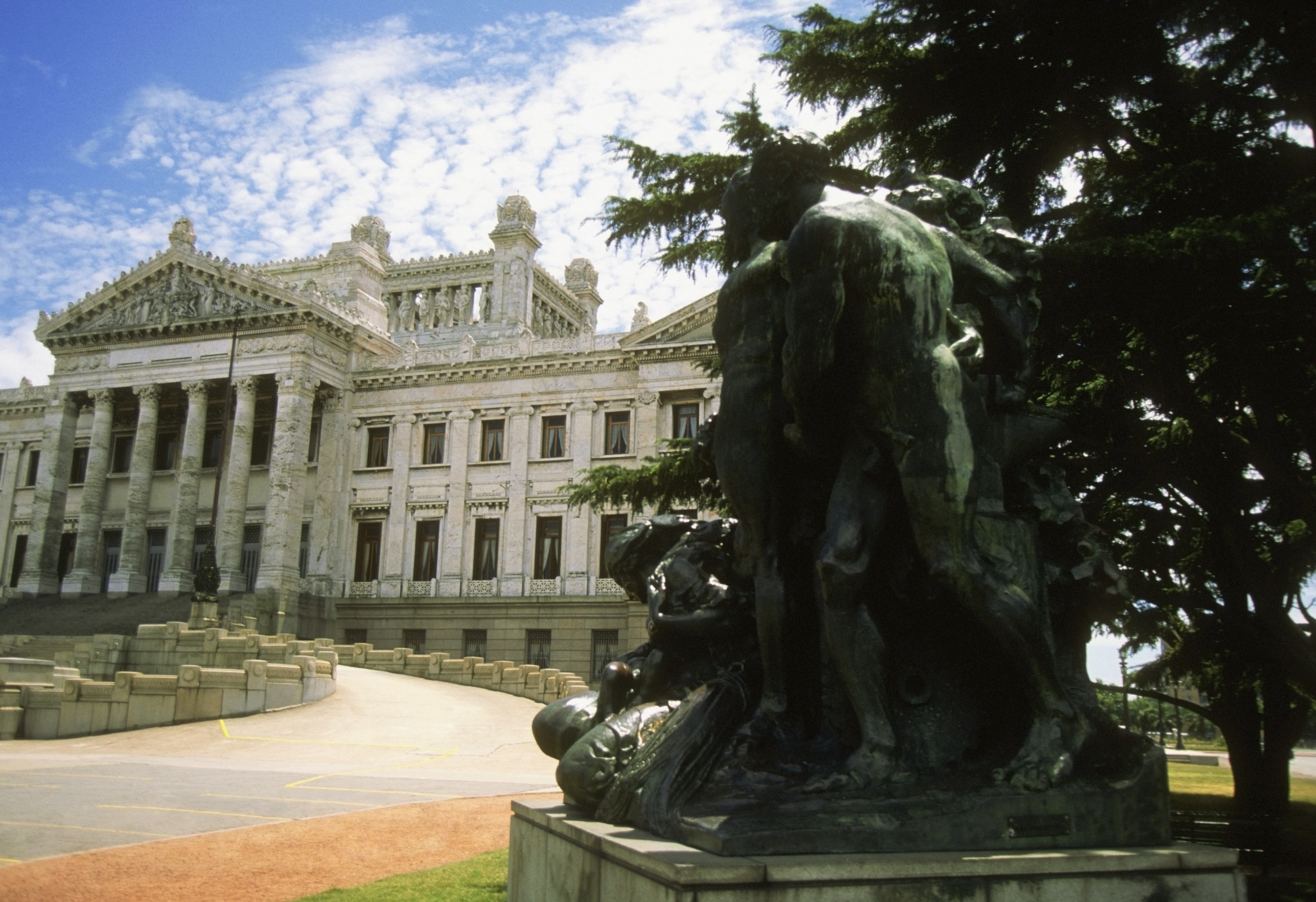Government Palace, Montevideo, Uruguay