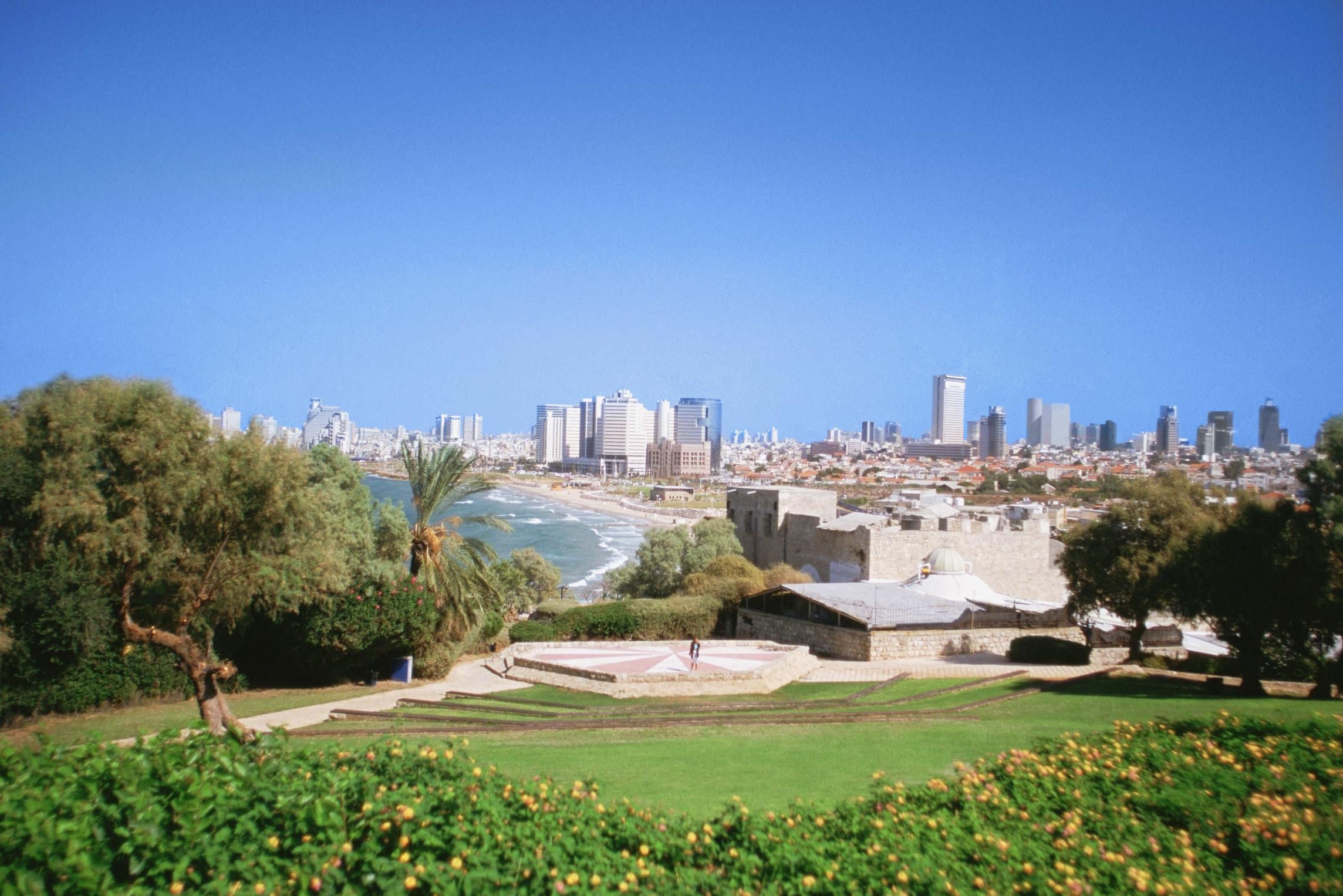 Jaffa seafront, Tel Aviv