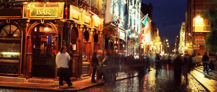 Dublin nightlife, Ireland