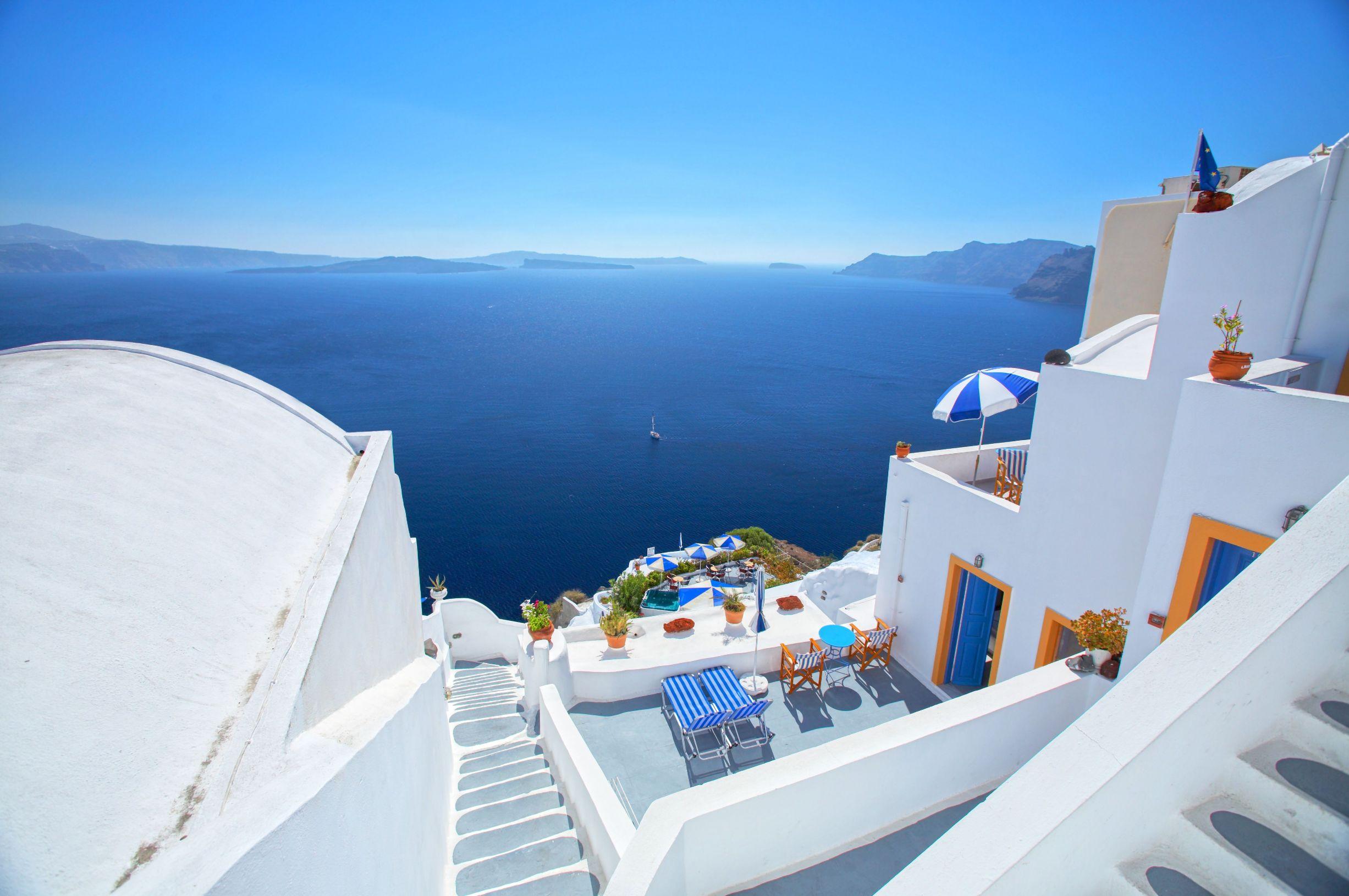 View, Greece