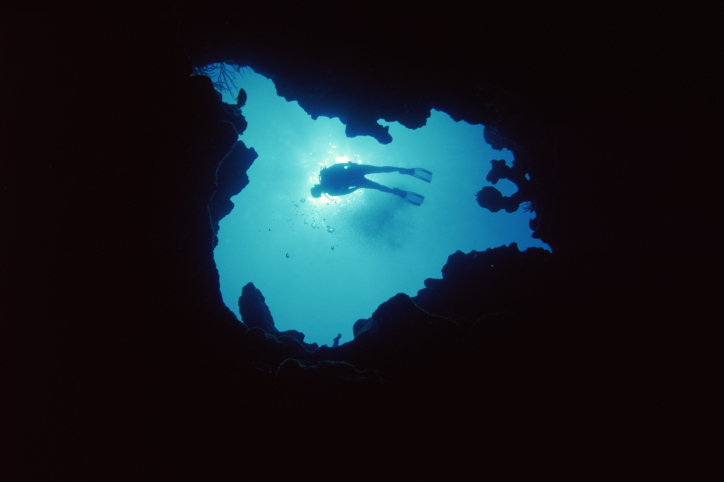 Dive in Puerto Rico