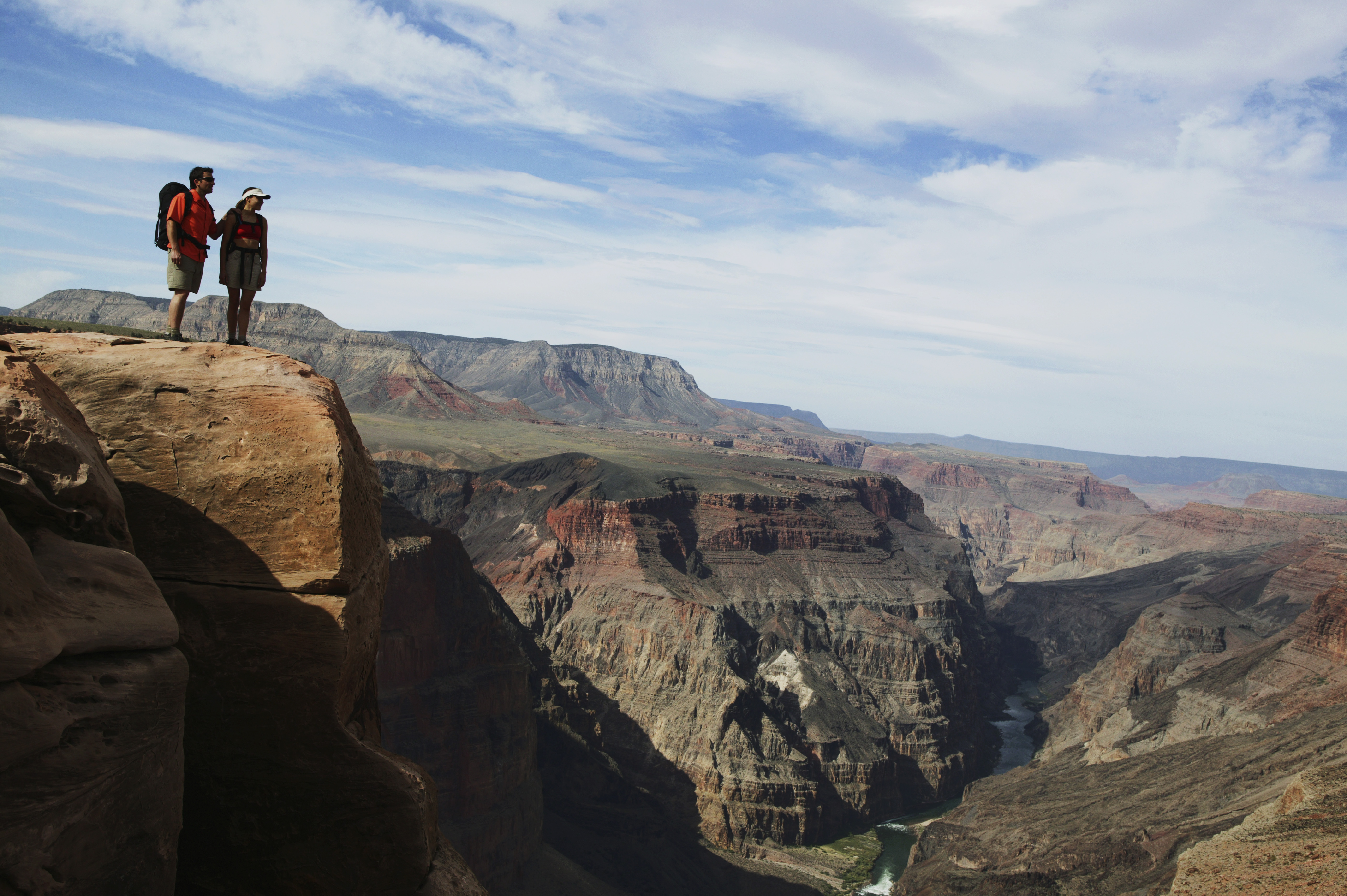 Hike in the Grand Canyon