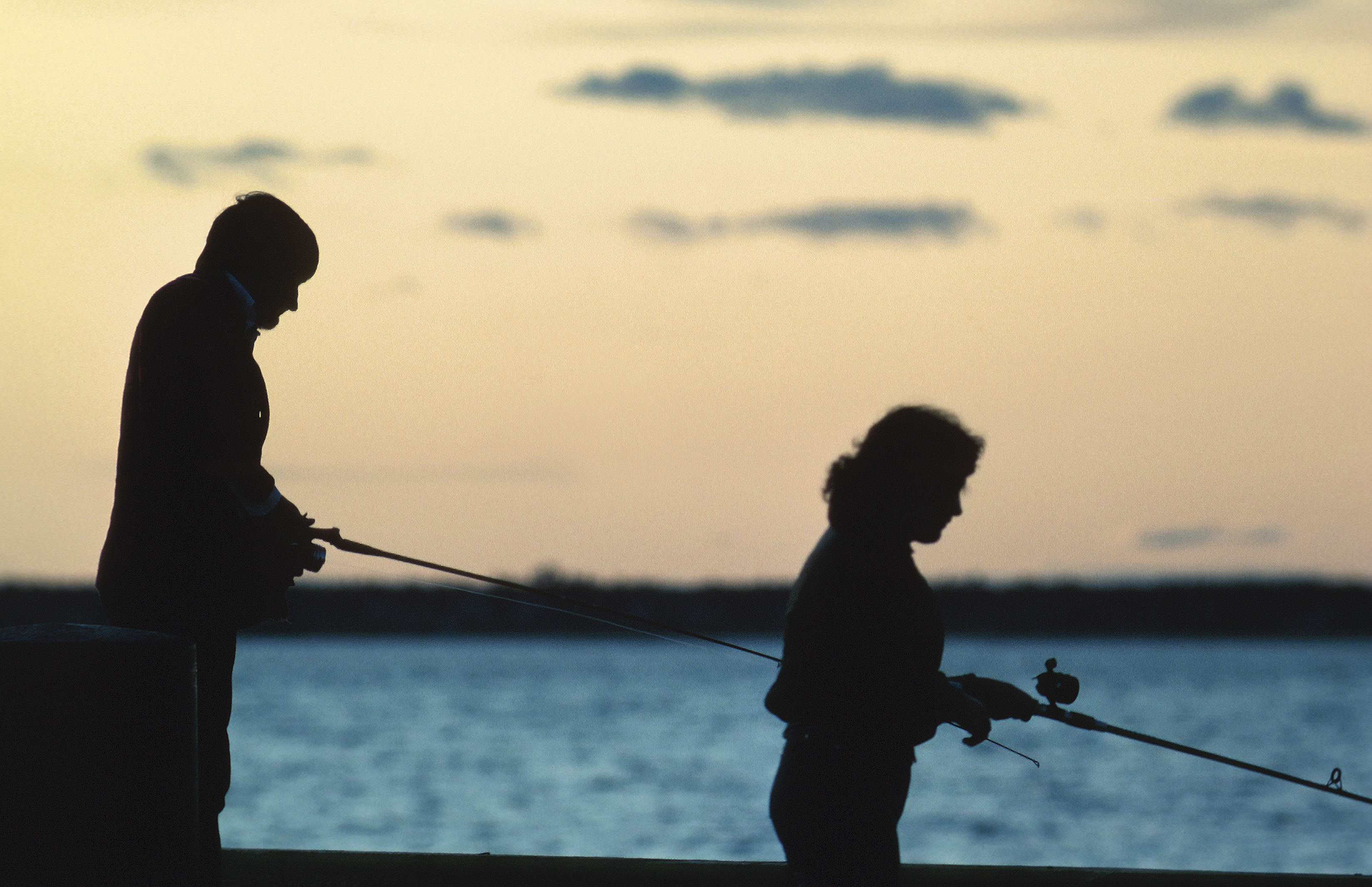 Angling is popular in New Brunswick