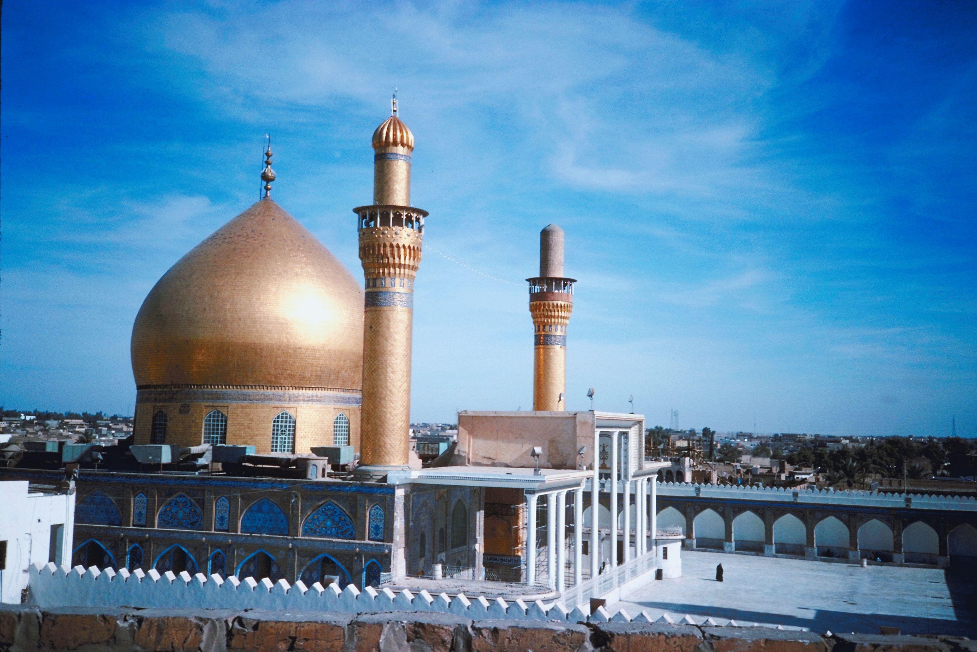 Mosque, Samarra, Iraq