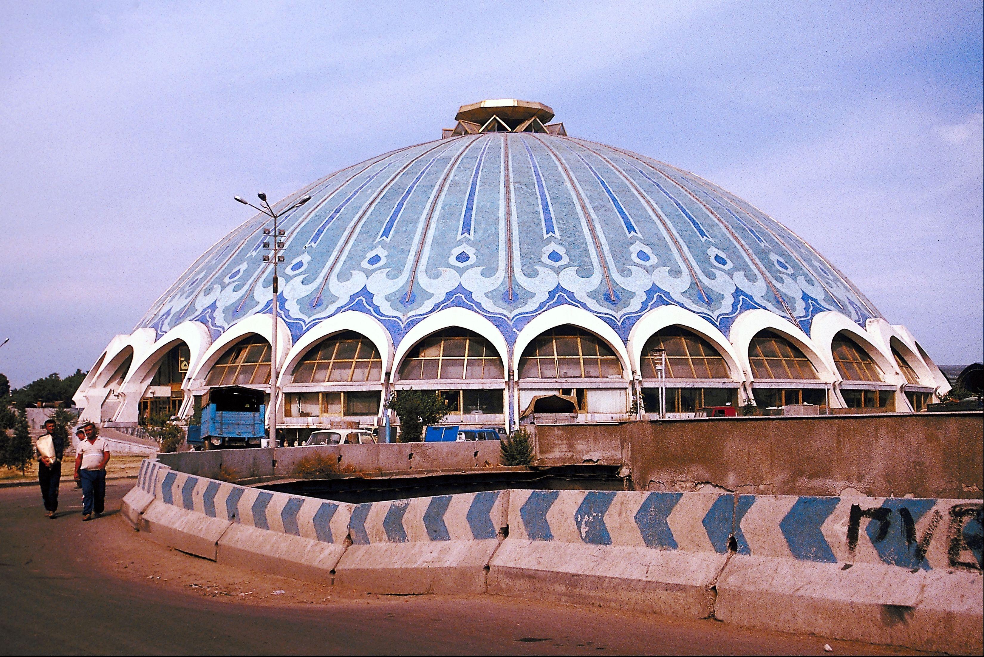 Dome, Uzbekistan