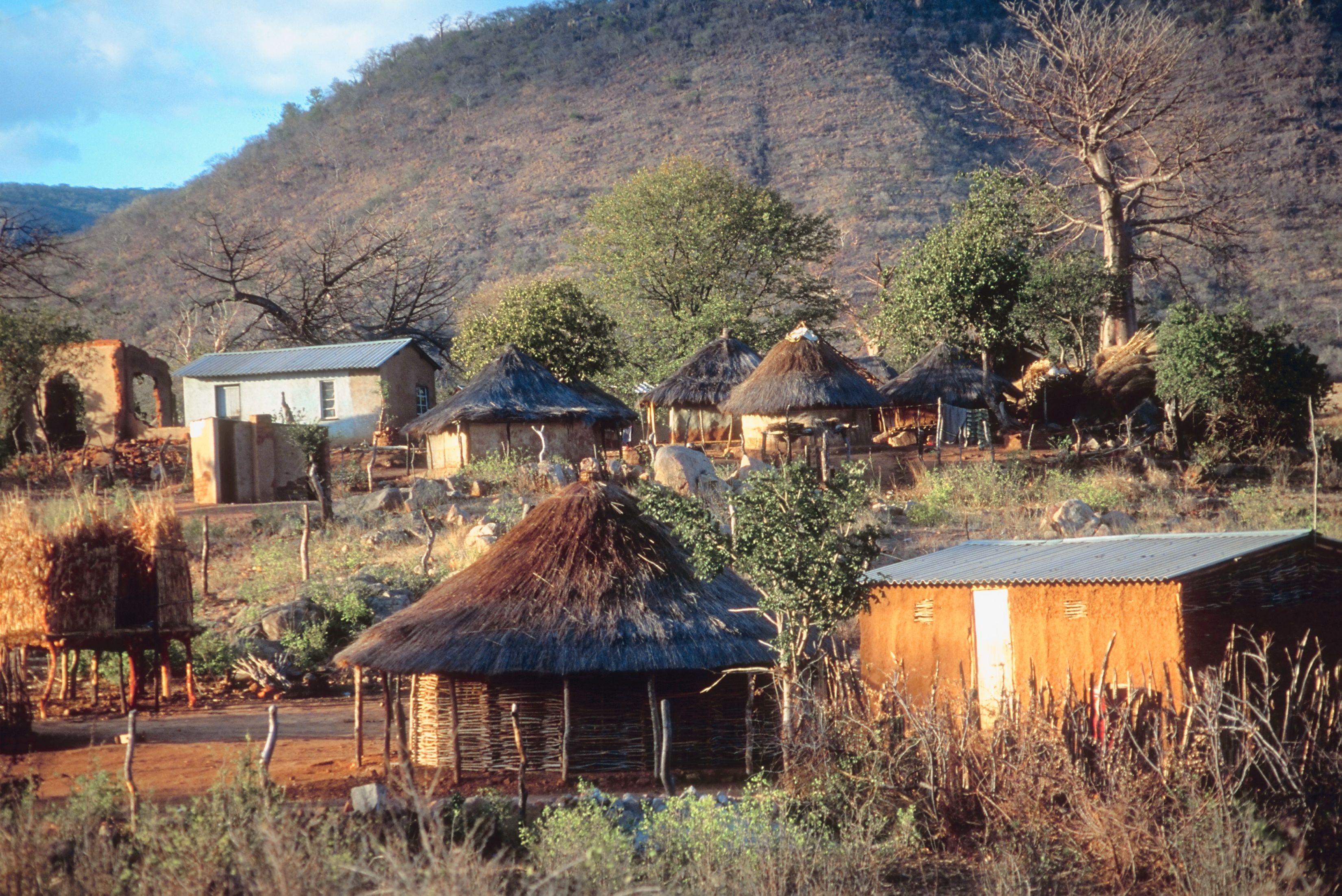 Rural scenes, Zimbabwe