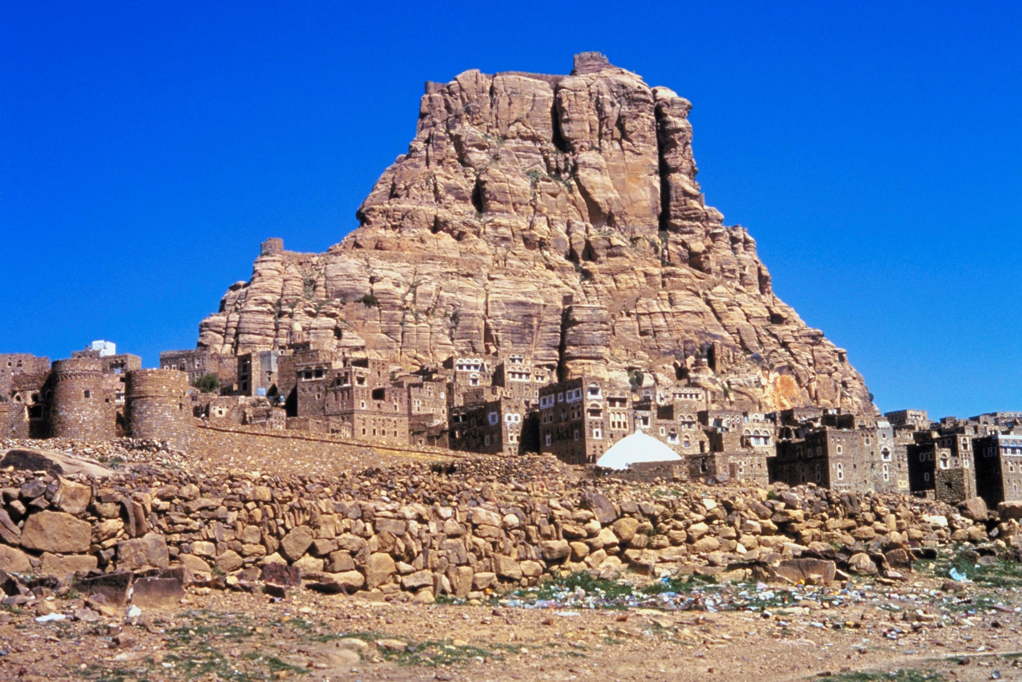 Ancient city of Sanna