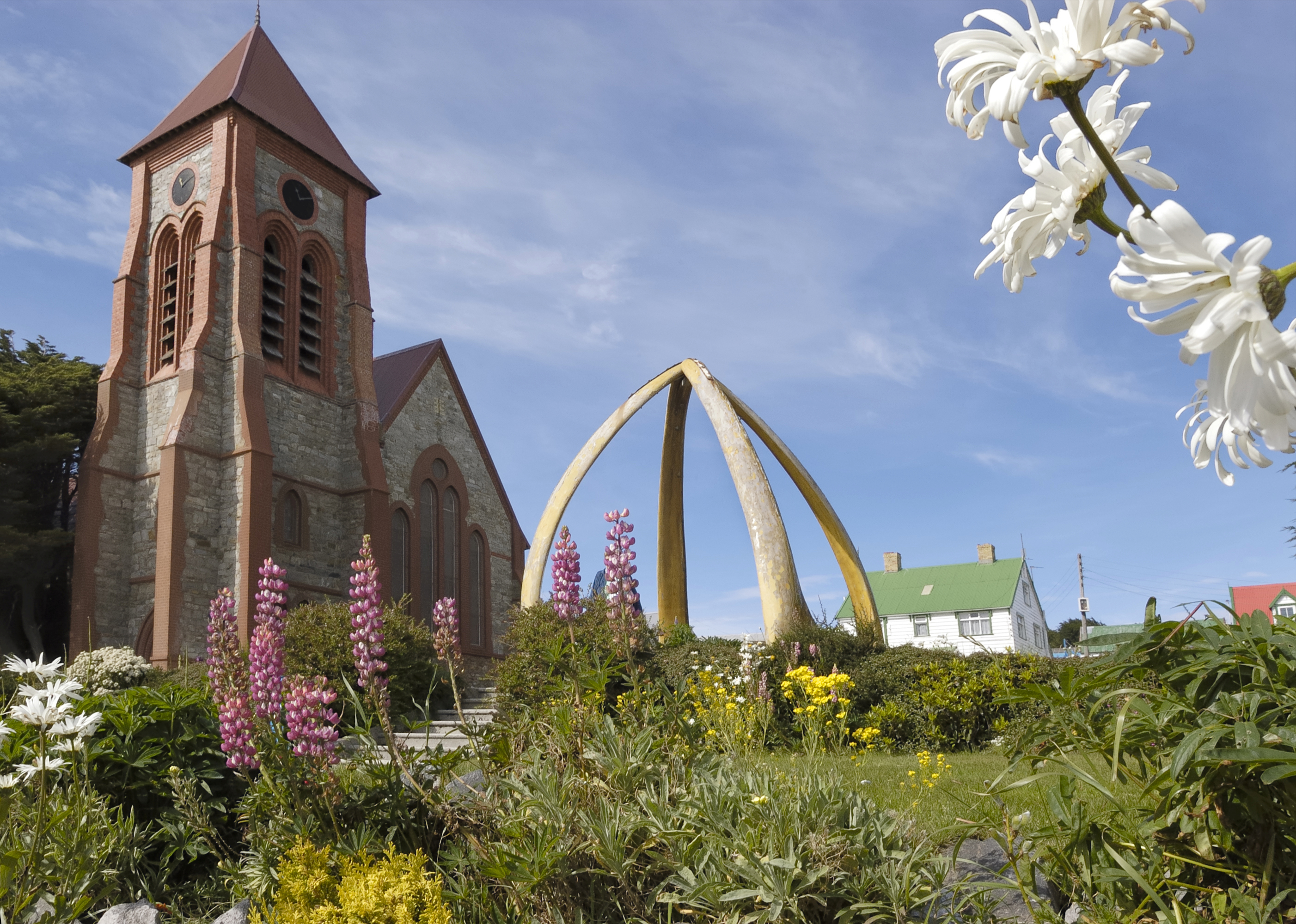 Stanley Cathedral, Falkland Islands