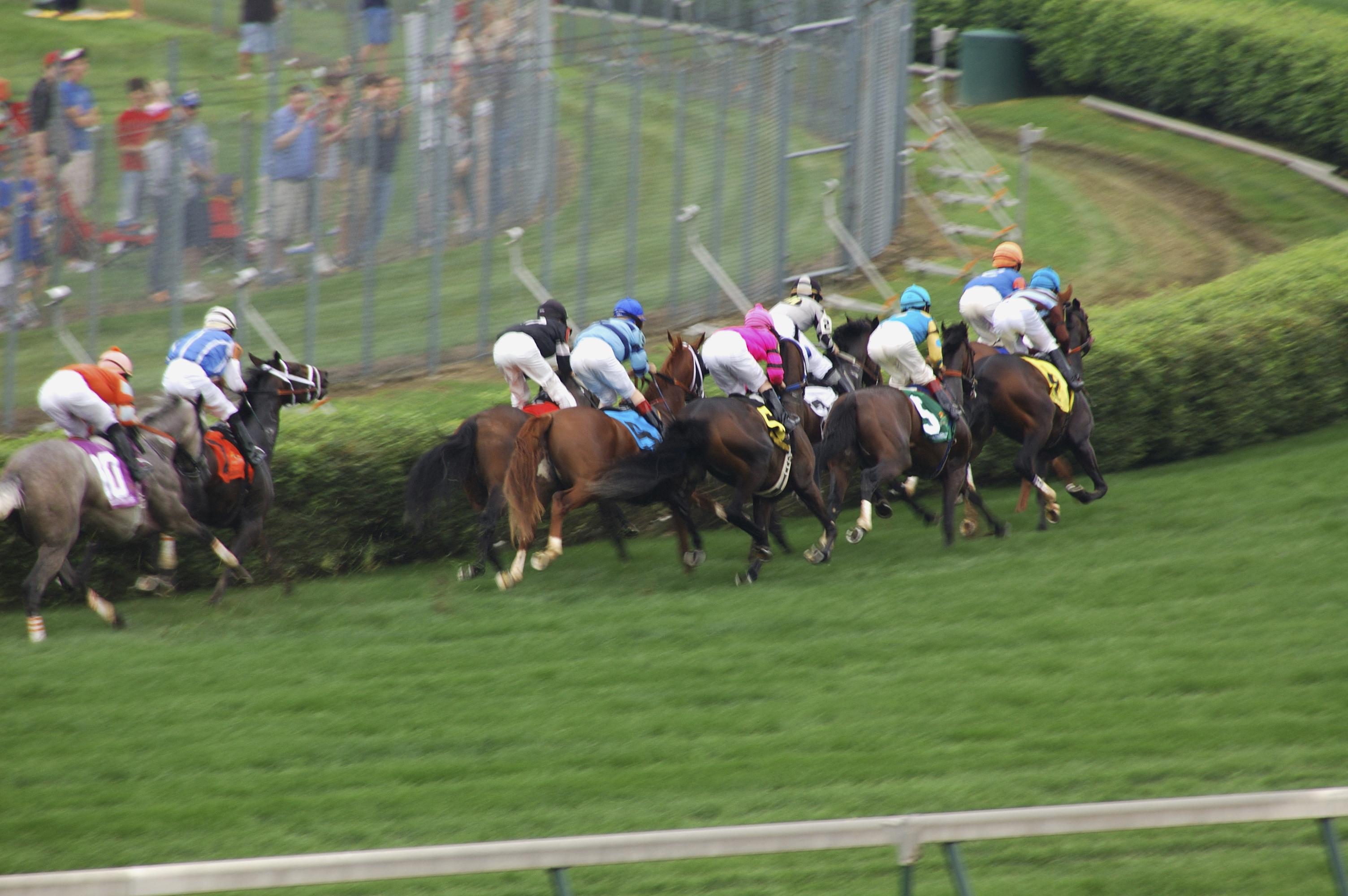 Horseracing in Kentucky
