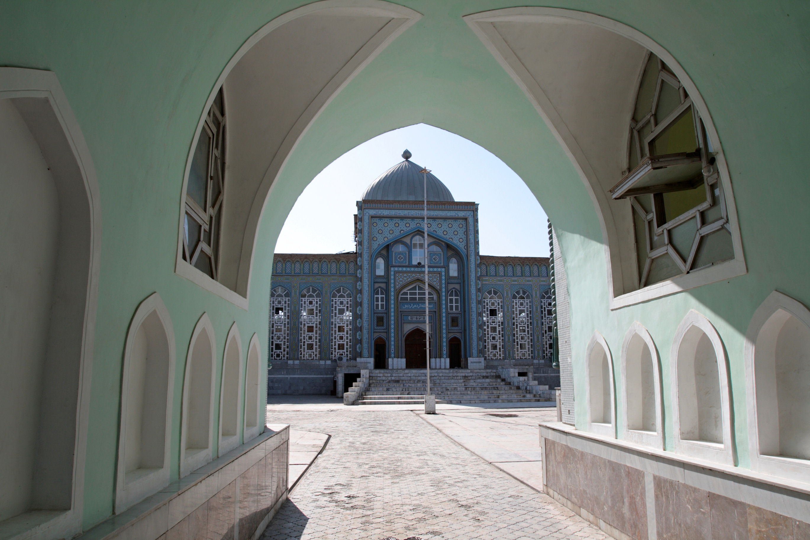 Mosque, Tajikistan