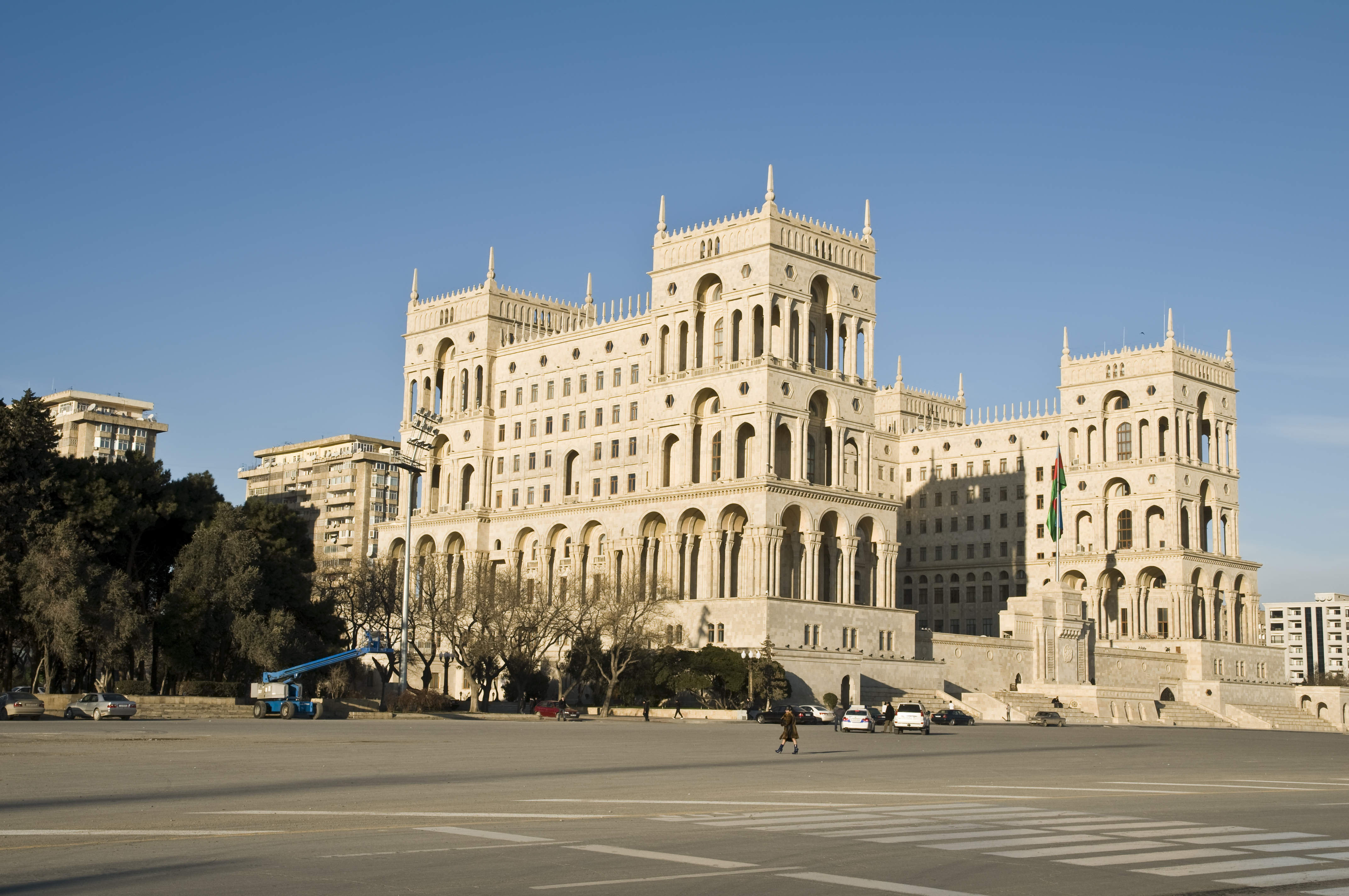 Government House, Baku, Azerbaijan